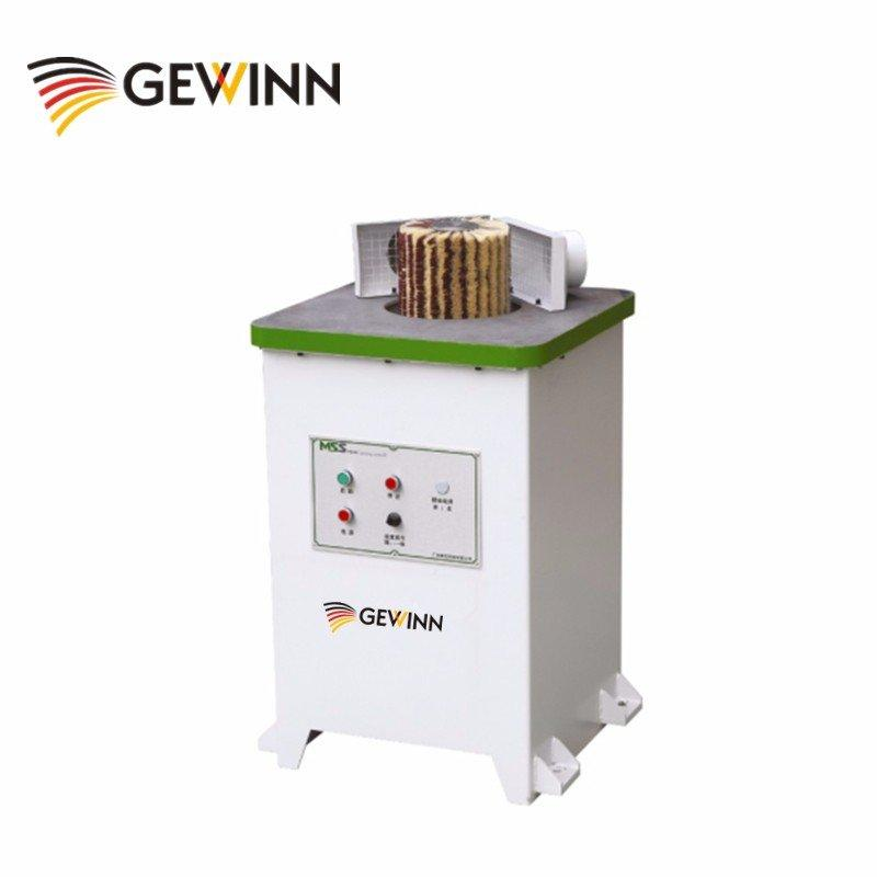 Woodworking drum sander calibrating sanding and polishing machine