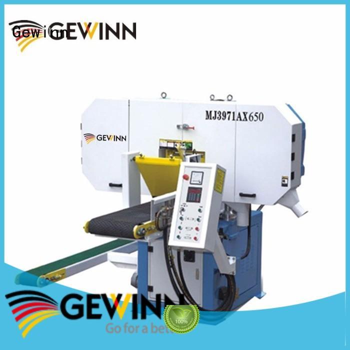 automatic industrial horizontal band saw woodworking Gewinn