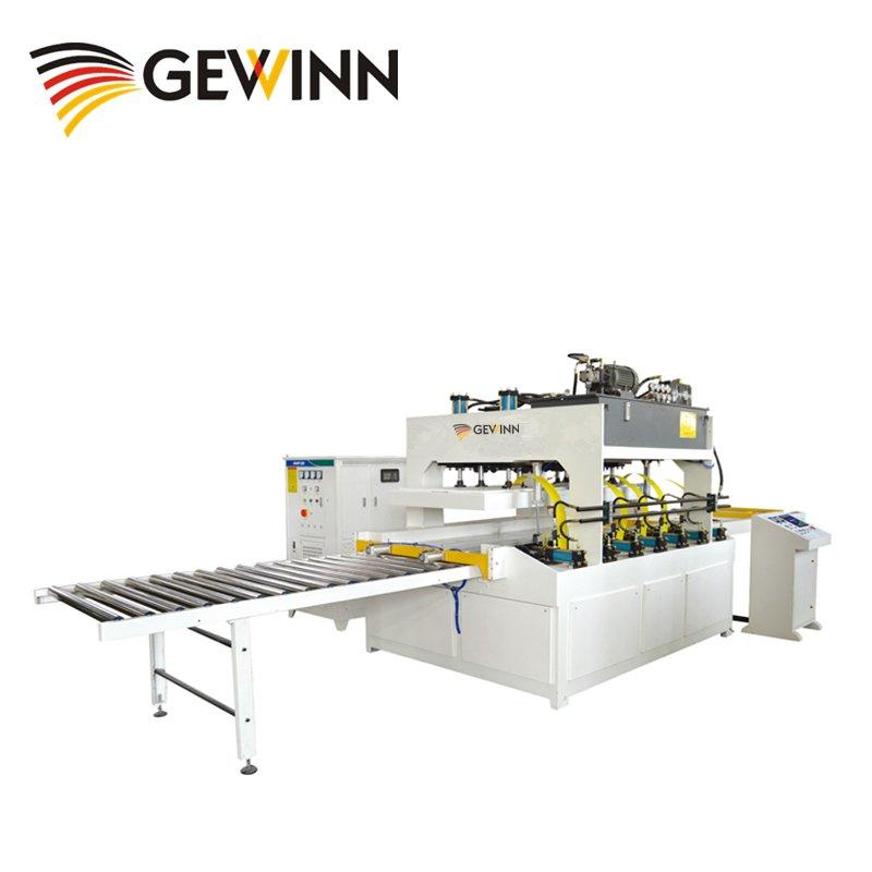 HF Vertically Lifting Jointing Machine For Wooden Board