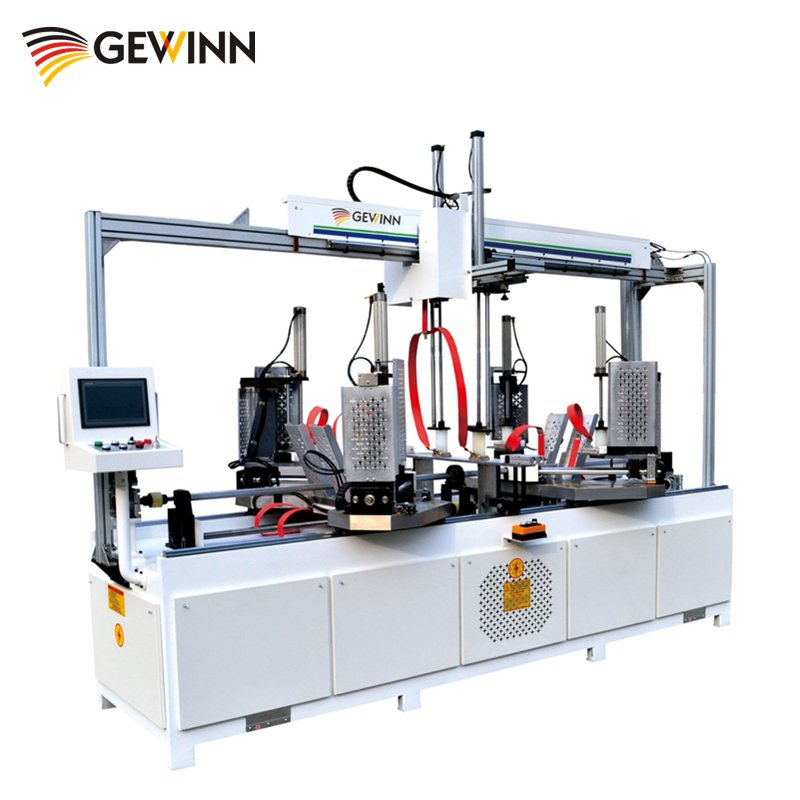 Gewinn HF wooden frame assembling machine High Frequency press image11