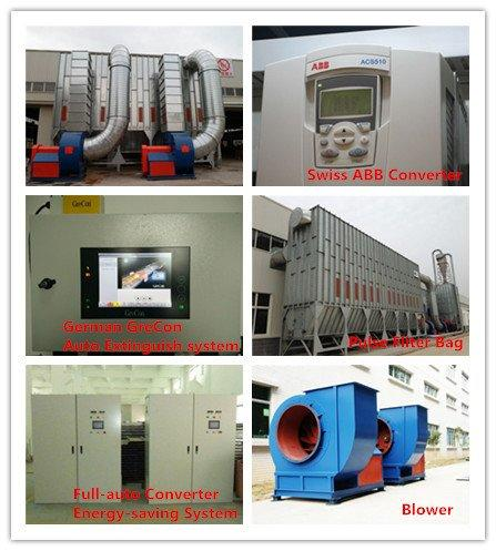 High Quality nail dust collector, cyclone dust collector