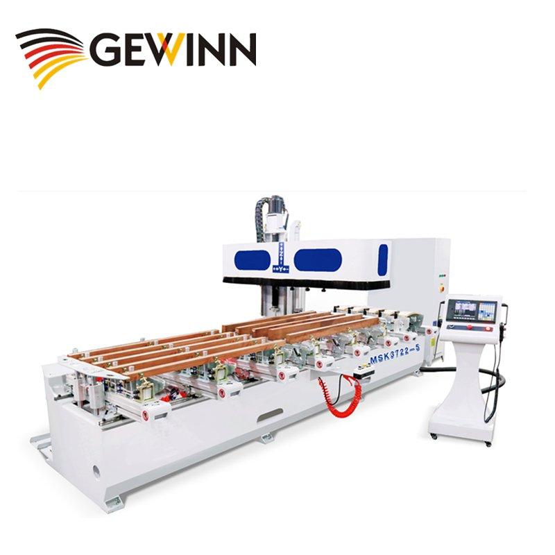 Gewinn CNC Grooving Machine CNC tenoning & mortising machine image1