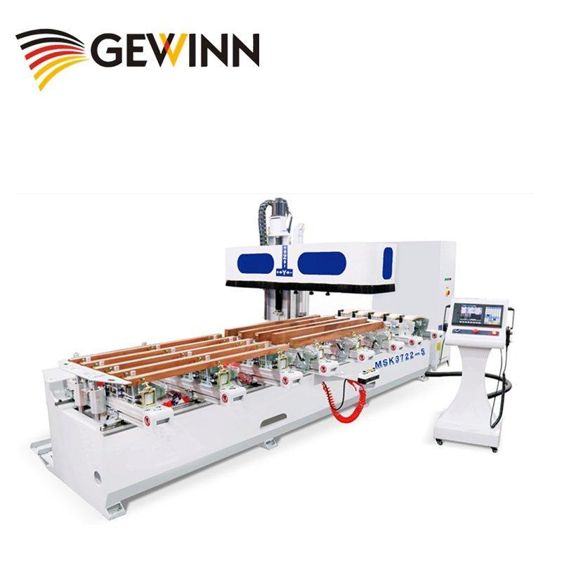 CNC Grooving Machine