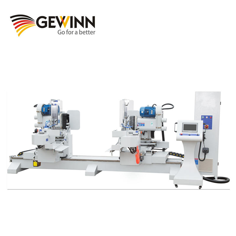 Double-ended CNC Tenoning Machine