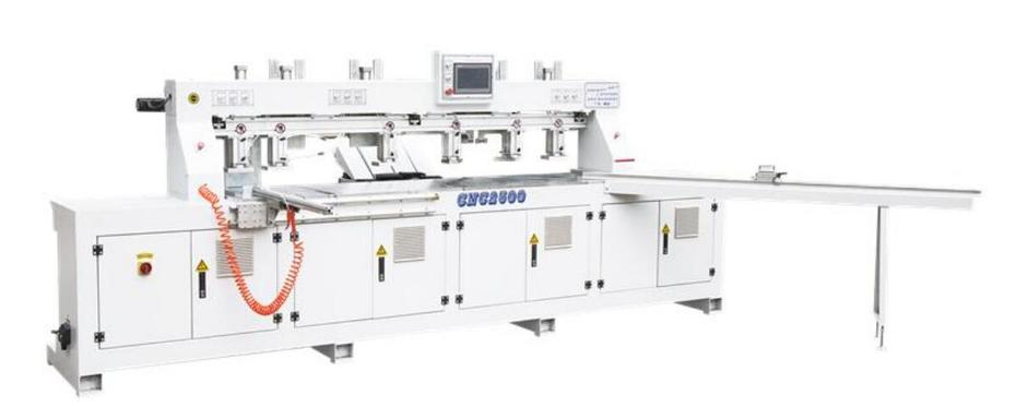CNC Tenoning and Mortising Machine --- CNC-2500