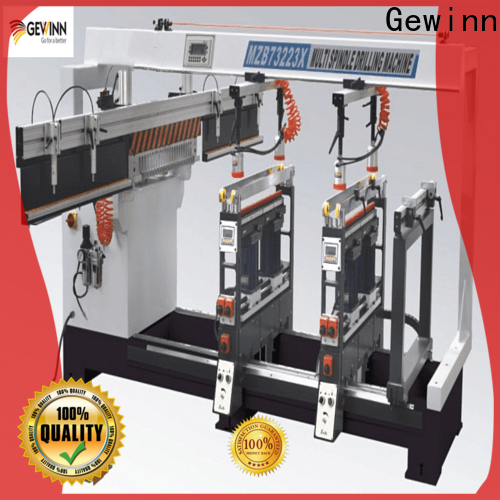 Gewinn line boring machinery production for cabinet