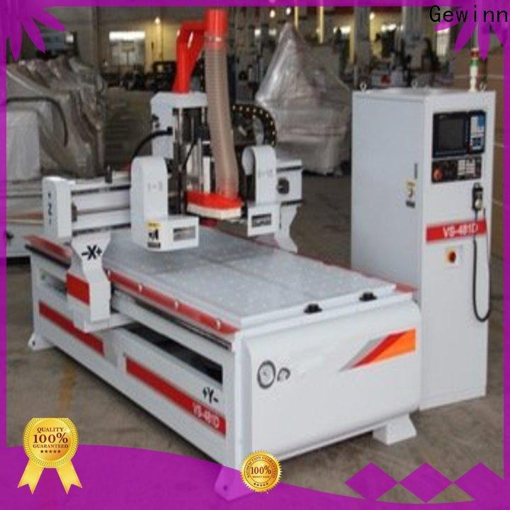 Gewinn four sided planer best manufacturer cnc working