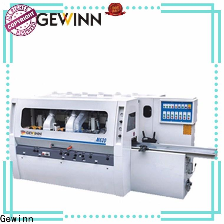 Gewinn high-quality woodworking machinery supplier easy-installation