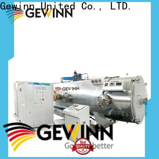 automatic professional high frequency machine factory price for door
