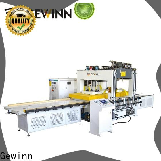 Gewinn functional professional high frequency machine top brand for door