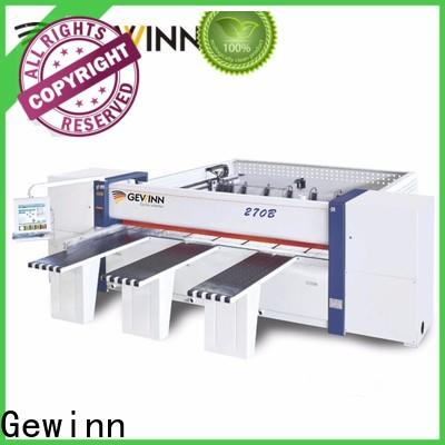 Gewinn woodworking machinery supplier easy-installation for bulk production