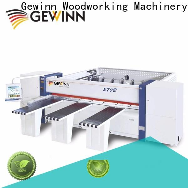 Gewinn auto-cutting woodworking machinery supplier top-brand for customization