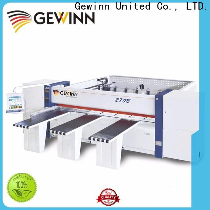 Gewinn fast speed cnc beam saw auto-cutting for bulk production