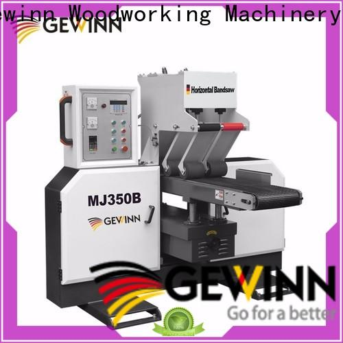 horizontal bandsaw rotary for woodworking
