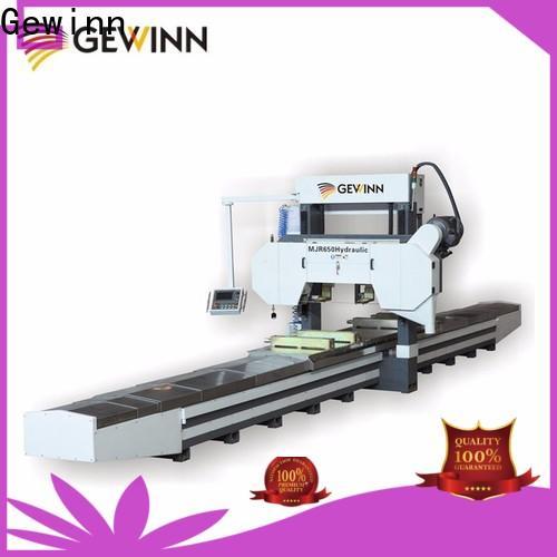 Gewinn high-end woodworking equipment easy-operation for customization