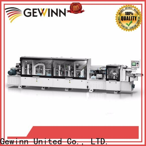 Gewinn edge banding equipment fast delivery machine furniture