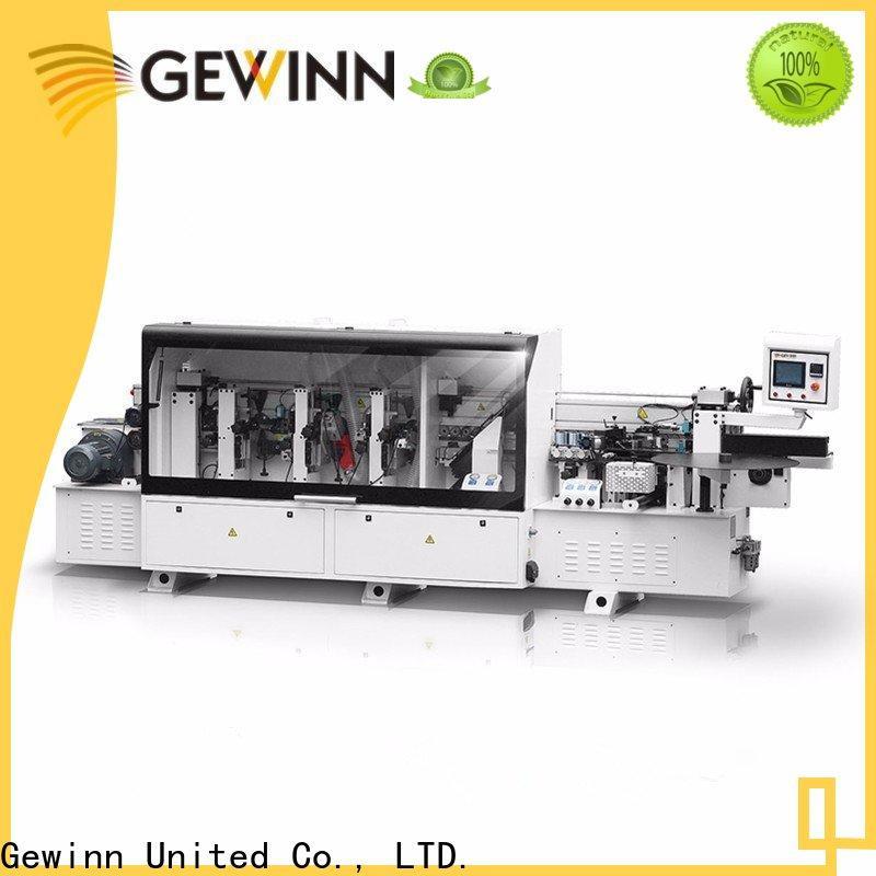Gewinn banding edge planer machines automatic furniture