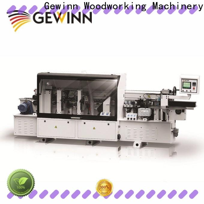Gewinn edge banding machine for wood automatic machine furniture