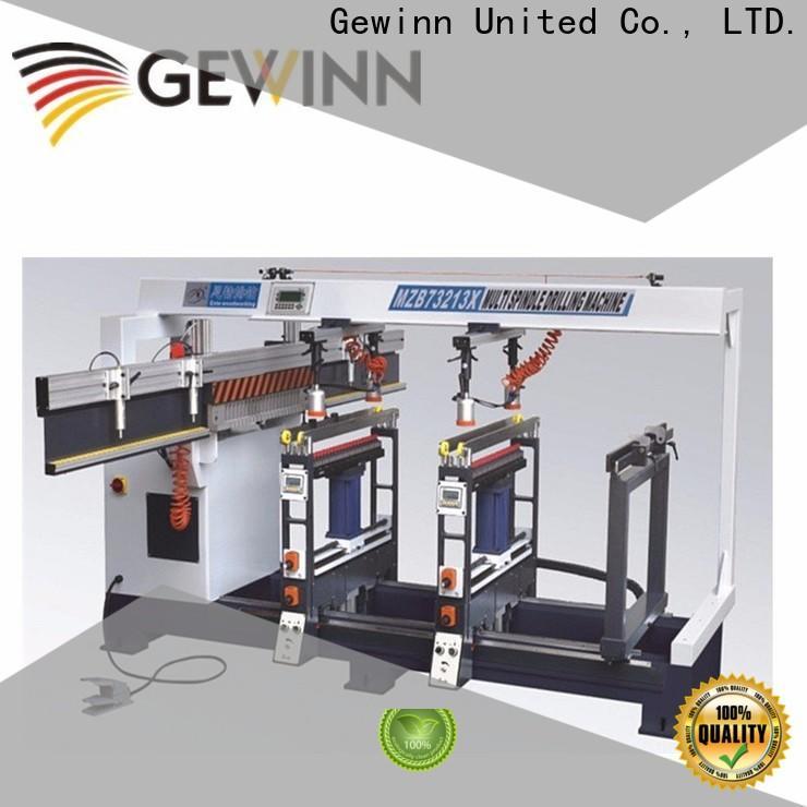 Gewinn woodworking equipment top-brand for bulk production