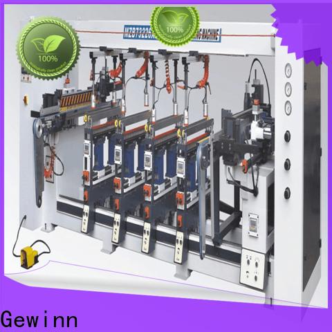 Gewinn double head boring machine production for production