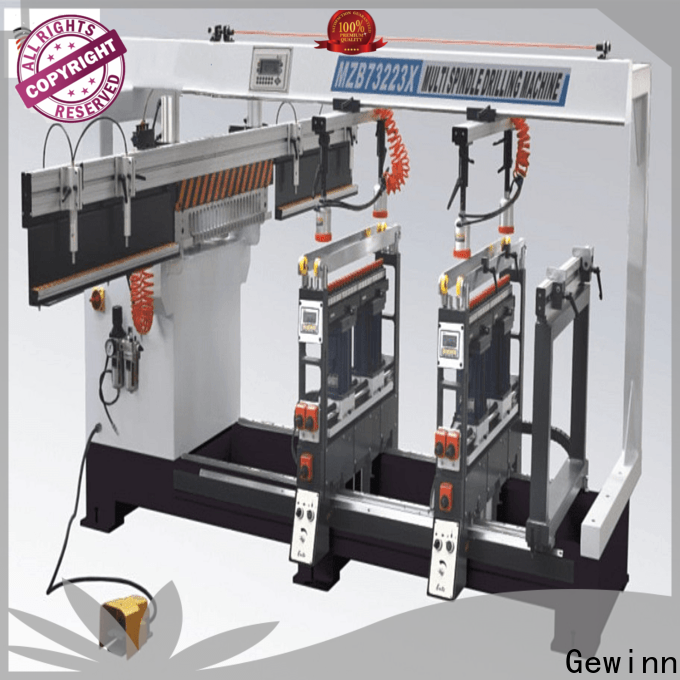 competitive price double head boring machine easy-operation for cabinet
