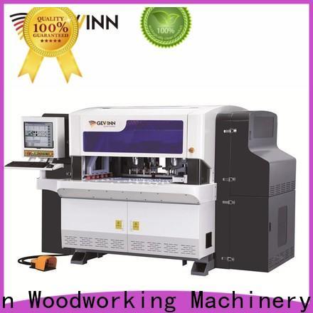 Gewinn top brand wood boring machine custom for door