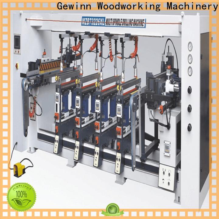 Gewinn double head boring machine easy-operation for table