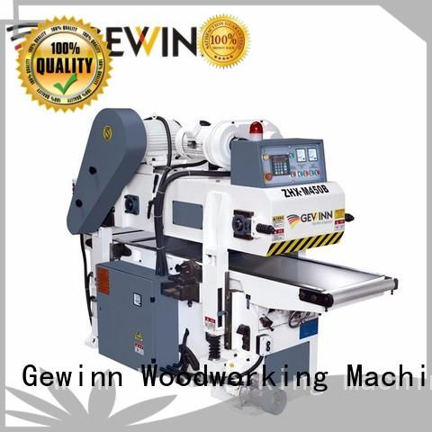 Gewinn double sided planer for sale
