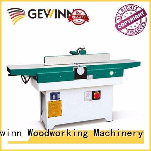 Gewinn surface wood planer for sale duty machine