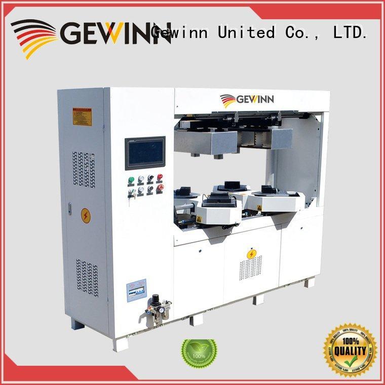 Gewinn hf assembling high frequency machine box machine