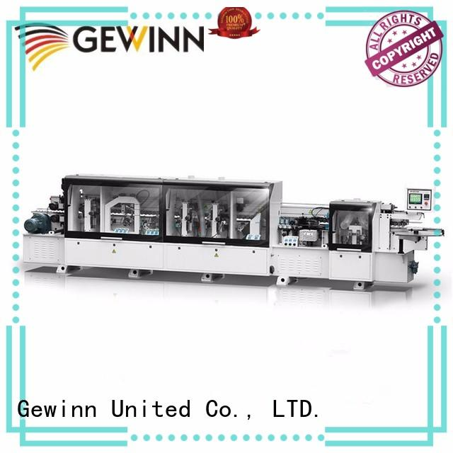 Gewinn edge banding machinery best price furniture