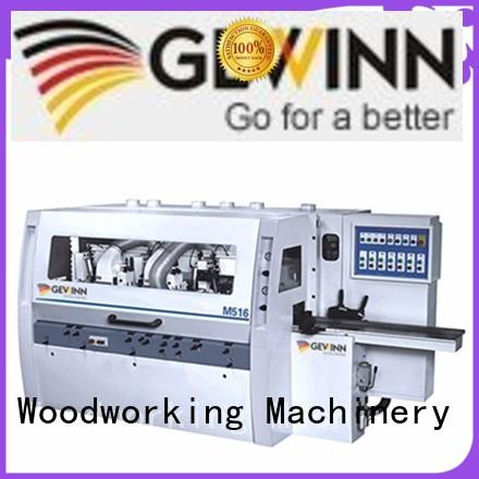 woodworking Four Side Planer 6 spindle 230mm working width / four side moulder