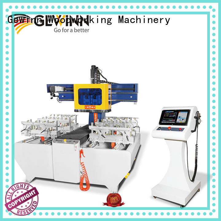 Gewinn grooving mortise and tenon machine rotary for woodworking