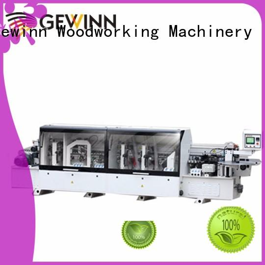 Gewinn wood edge banding equipment best price office cabinet