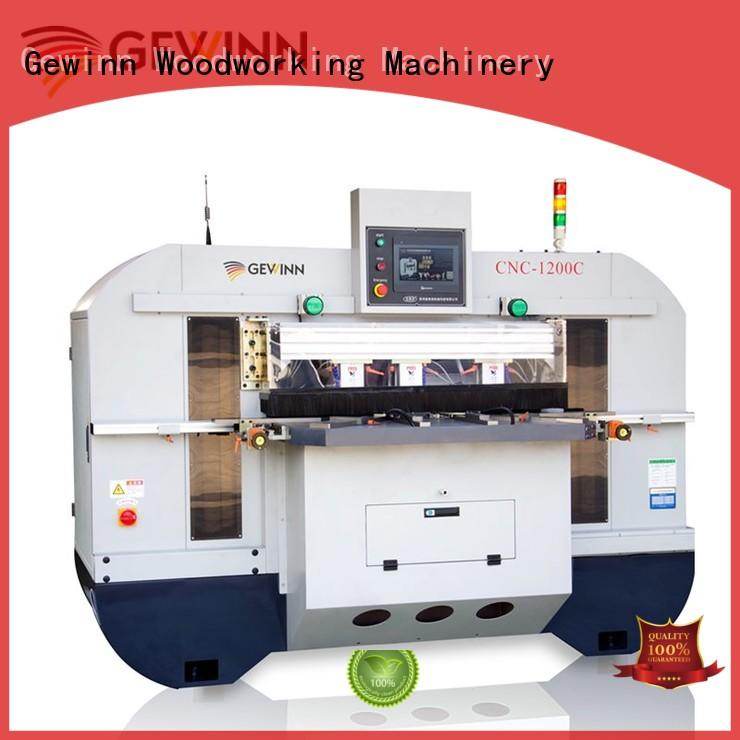 Gewinn double ended mortise and tenon machine rotary