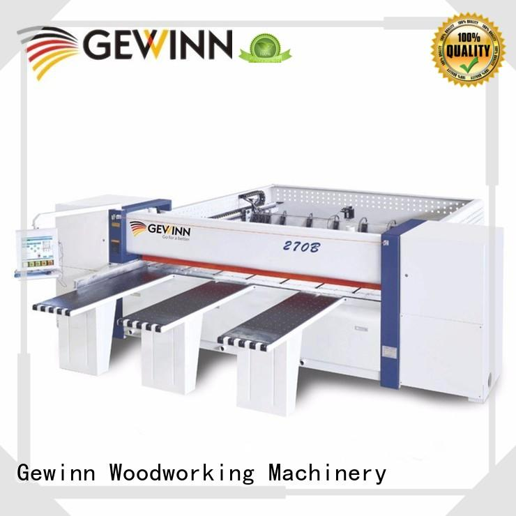 Gewinn bulk production woodworking machinery supplier best supplier for cutting