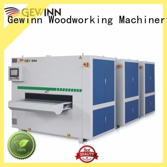 Gewinn top brand small sander machine wide for wardrobe