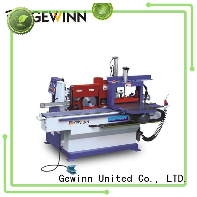 Gewinn Brand line automatic linemotordriven finger joint shaper semiautomatic