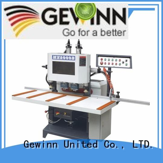 Gewinn free sample wood boring machine supplier for lock hole