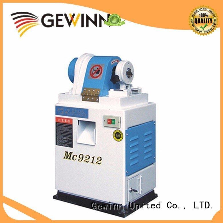 dowel cutters for wood machine dowel cutting machine Gewinn Brand