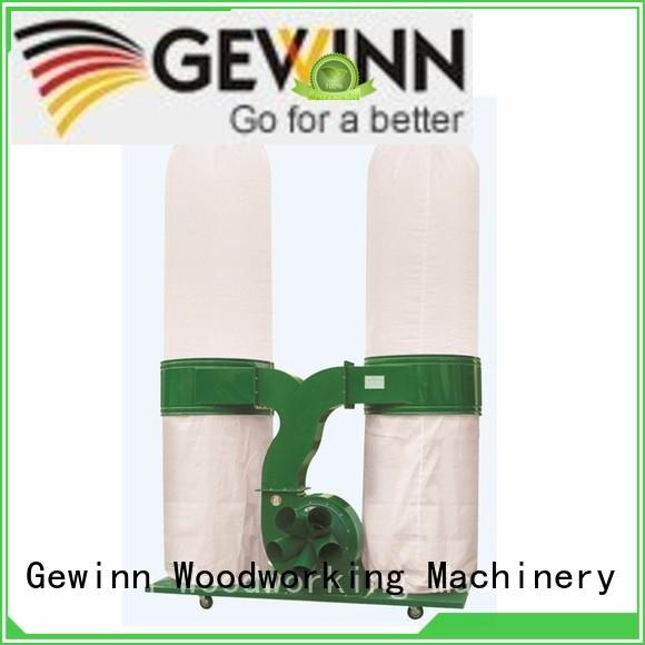 double dust collection ducting for woodworking cyclone for wood machine Gewinn