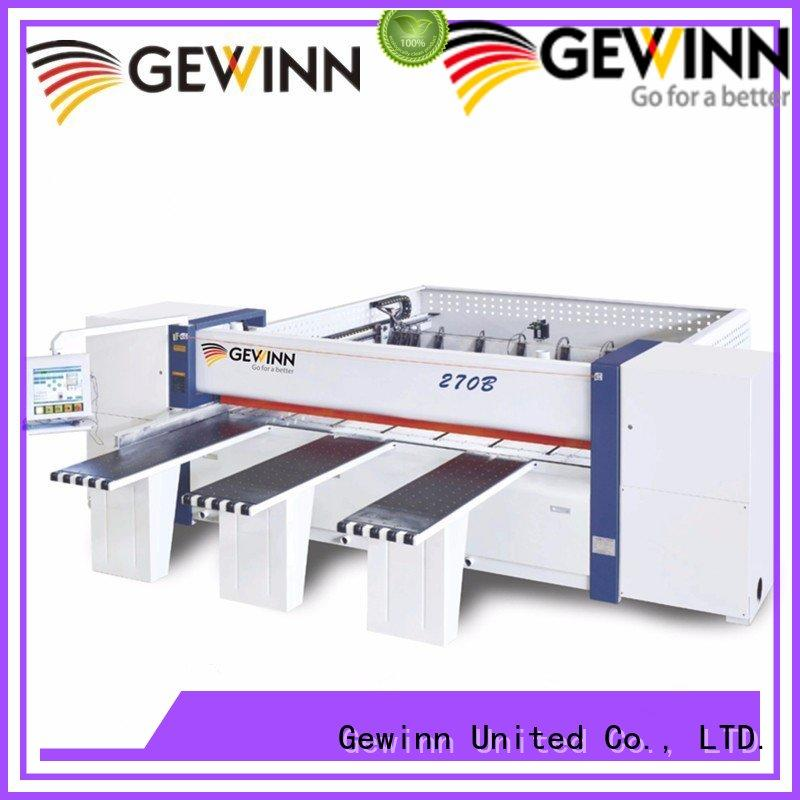 Gewinn high-quality woodworking machinery supplier best supplier for customization