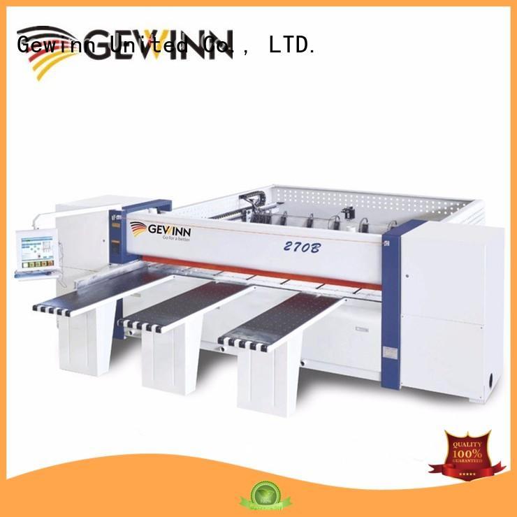 Gewinn cnc beam saw top brand for wood working