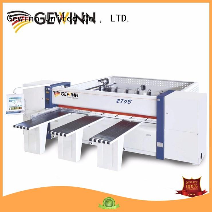 Gewinn cnc beam saw top brand for wood working