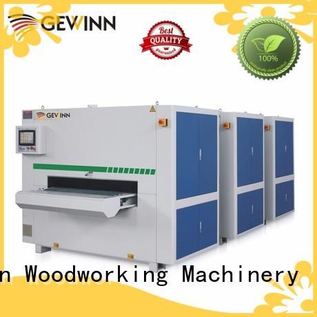 Gewinn cheapest factory price small sander machine belt for wood working