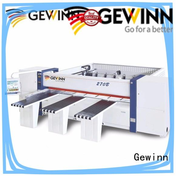 Gewinn high-end woodworking machines for sale saw for bulk production