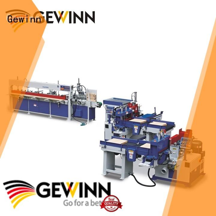 Semi-automatic  Finger joint line