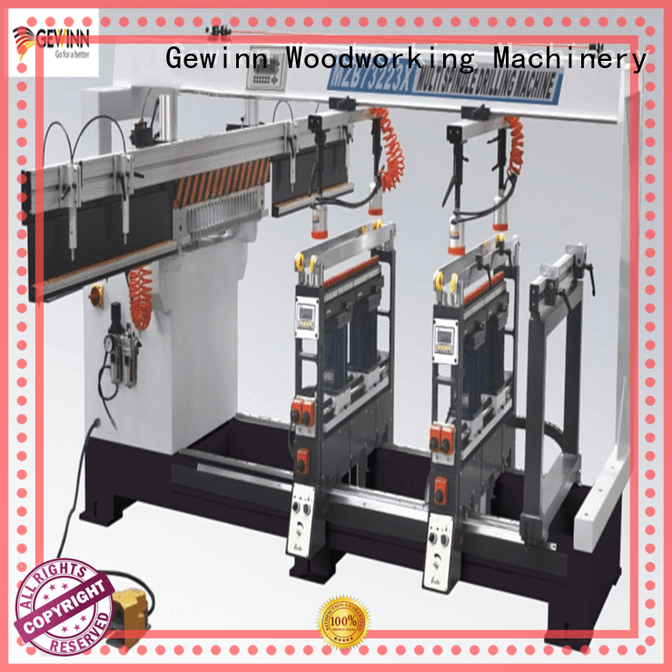 wood boring machinery factory automatic sale Gewinn Brand boring machine
