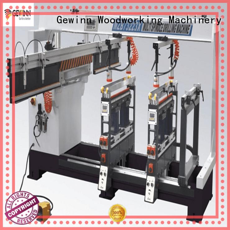 wood boring machinery factory automatic sale Gewinn Brand boring machine