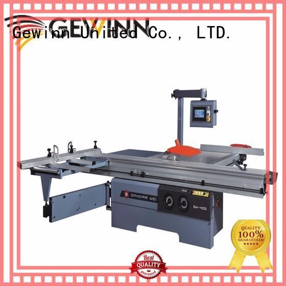 Gewinn auto-cutting woodworking machinery supplier high-end for customization